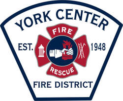 YORK CENTER FIRE PROTECTION DISTRICT